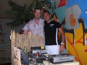 Сальса-DJ Xavier, Италия — друг одесской сальса-тусовки.