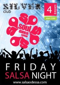 Salsa Music Friday