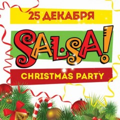 Salsa Christmas party
