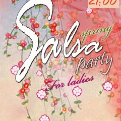SALSA spring PARTY!