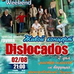Odessa Salsa Weekend