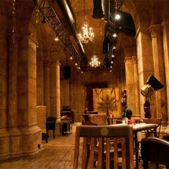 Фотографии интерьера сальса-клуба ресторана «Бернардацци»
