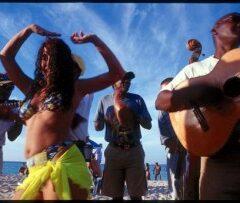 Пляжный клуб «Ривьера» открывает сальса-сезон