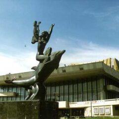 Место проведения семинаров и вечеринок CUBAMEMUCHO в Одессе
