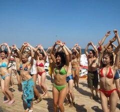 «Salsa On The Beach» 24 – 26 июля