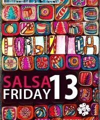 Salsa Старый Новый год в «Vis-A-Vis» :)