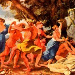 Тематическая сальса-вечеринка «Древняя Греция» в «Вечерке»