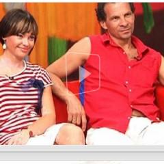 Видео: Утренняя передача «Яичница» на АТВ — Сальса на пляже