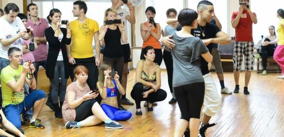 Мастер-класс по сальса касино от Roynet Perez & Victoria Bandida