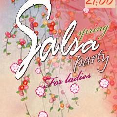 SALSA spring PARTY!