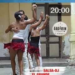 SALSA PARTY   27.04   ГАГАРИН